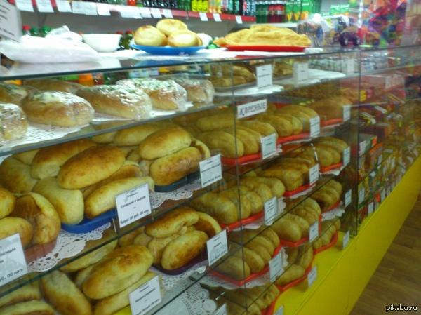 Пирожковый рай. Самые большие пирожки в стране в небольшом магазинчике на Камчатке. Много разных начинок и стоят недорого.