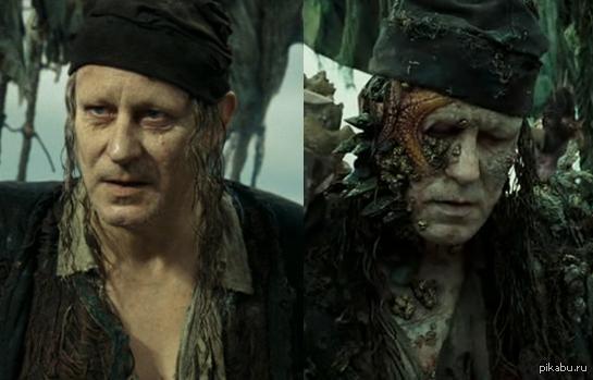 """Оба Билла из одного того же места и времени.  Но у Билла справа есть устрицы. В ответ на пост <a href=""""http://pikabu.ru/story/_2772853"""">http://pikabu.ru/story/_2772853</a>"""