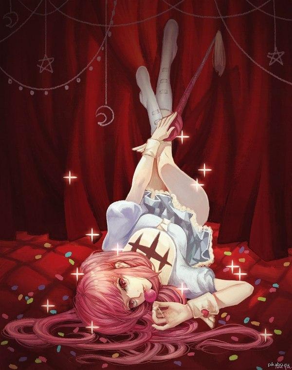 Anime Art №106 Я вернулся.