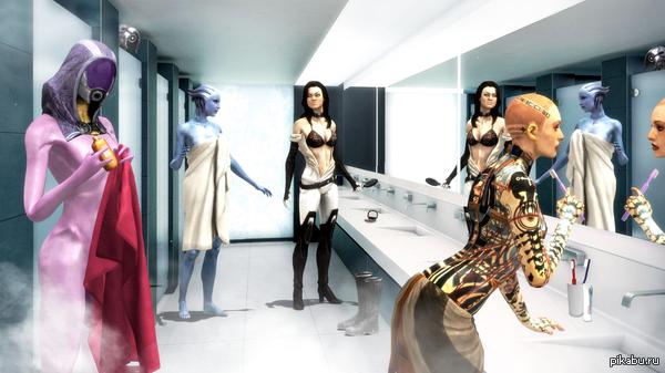 Беспалевный Легион Любителям Mass Effect