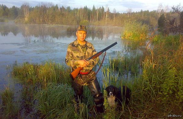 Житель Подмосковья застрелился на могиле своей собаки Мужчина не смог простить себе, что случайно застрелил своего пса на охоте. http://lifenews.ru/news/143683    продолжение в коментариях
