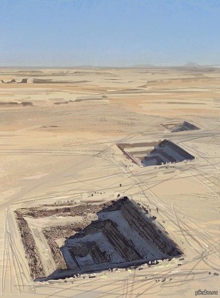 Новая достопримечательности Египта.