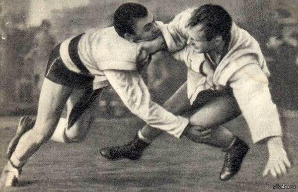 Самбо. Самбо — единственный российский вид спорта, который получил популярность не только у себя в стране, но и в более чем 50 странах мира.