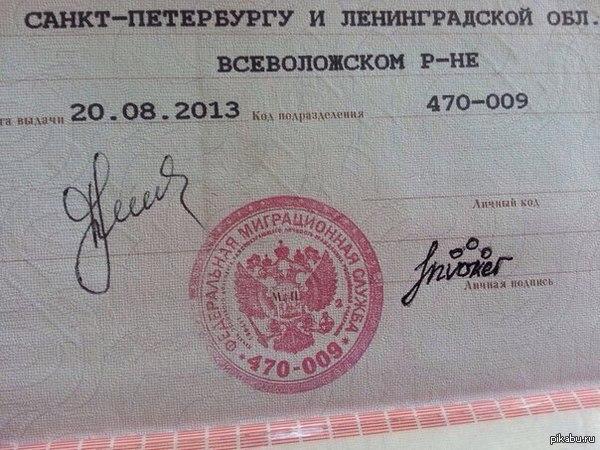 росписи на паспорт картинки