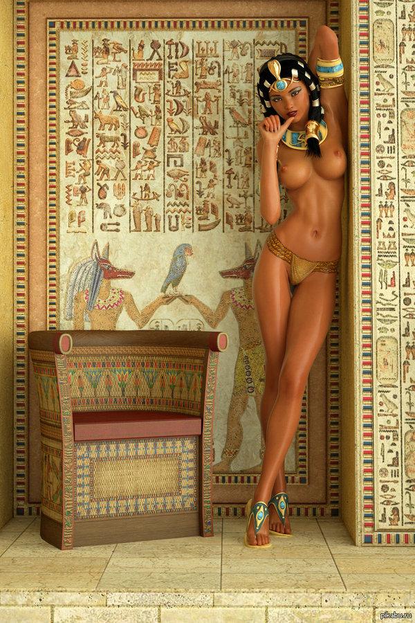 Эротика египетских девушек