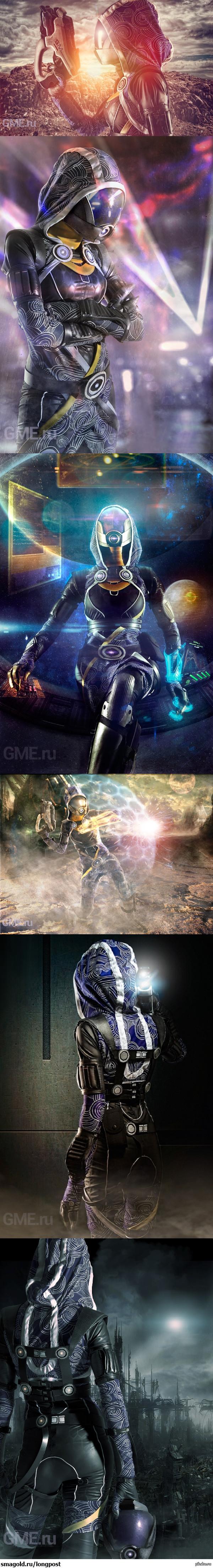 Tali'Zorah nar Rayya Cosplay Tali'Zorah nar Rayya from «Mass Effect»    Исполнители косплея: Nebulaluben и Erikku-kun  Фотография и обработка: Hidrico