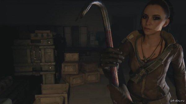 Первые кадры Half Life 3