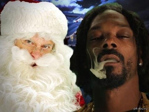 Санта и Моисей Просто так.