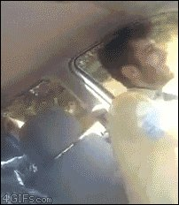 Вот, к чему приводит вождение автомобиля в нетрезвом состоянии...