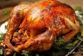 рецепты в стиле Oblomoffа) подскажите чем набить индейку , для готовке в духовке ) гугл выдает несуразности