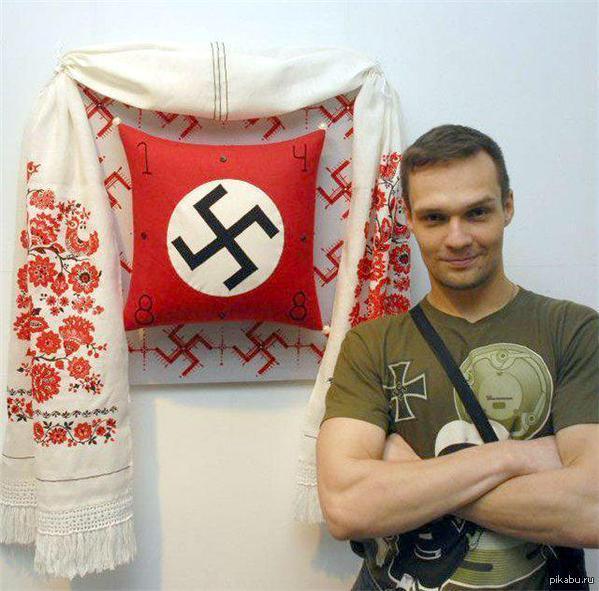 Неонацистские распри (Видео)