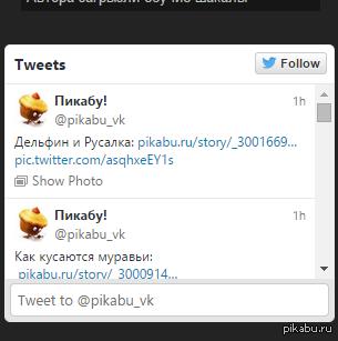 Помогите решить проблемку с сайтом Пикабу. Как убрать виджеты твиттера или вконтакте в правом меню?