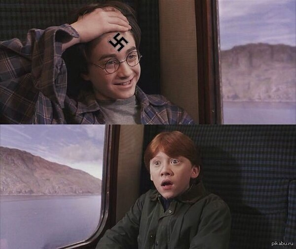 Тайна Гарри Похожих постов не найдено