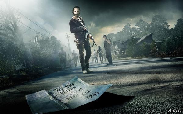 The Walking Dead Nieuws en Informatie