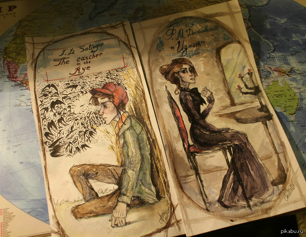 holden caulfield and the history museum