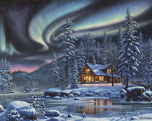 ilona wallpapers beautiful snowy - photo #11