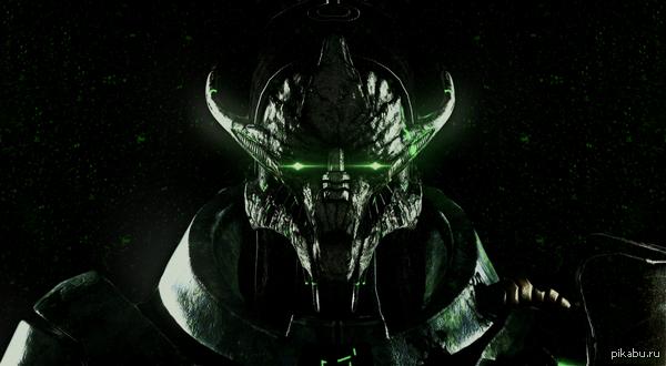 Saren Еще немного ностальгии по Mass Effect...