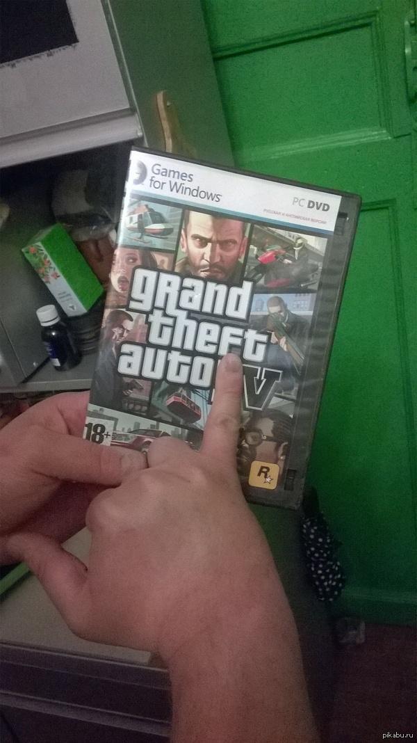 Дождался таки выхода GTA 5 на PC