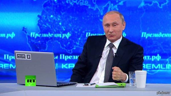 БОРИС, КУПИ ЖЕНЕ СОБАКУ! Прямая линия с Путиным 16 апреля 2015 г.   Подруги жены некого Бориса в прямом эфире попросили Путина сказать Борису, чтобы он разрешил завести ей собаку.