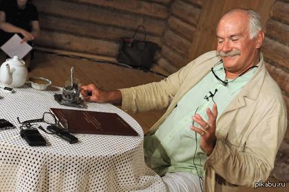 Еще пожалеете, что кафешками не отделались Никита Михалков  в открытом заявлении призвал создать в России «патриотический интернет», «патриотическое радио» и «патриотическое ТВ»