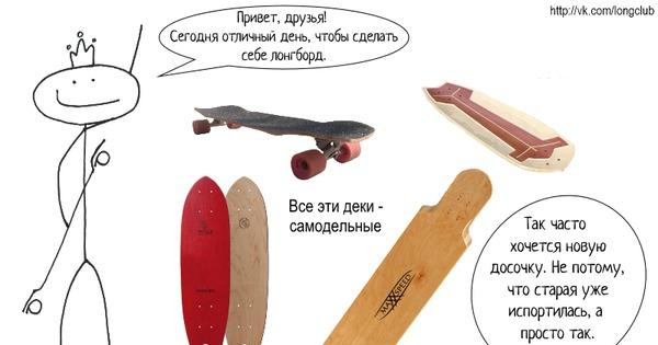 Шаблон Лонгборда Скачать - фото 7