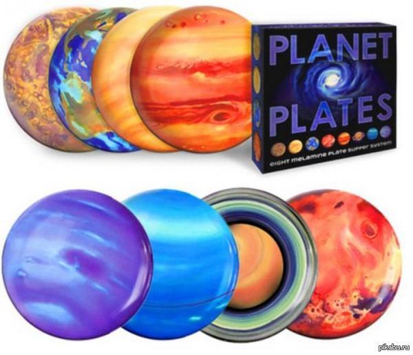 Космические тарелки
