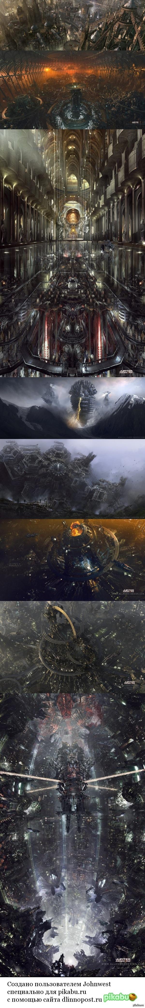 Немножко эпика 4 художник - Allen wei. Блог CG. Из вконтактов. Полномасштабные картинки можно найти в его блоге, ссылка в комментариях.