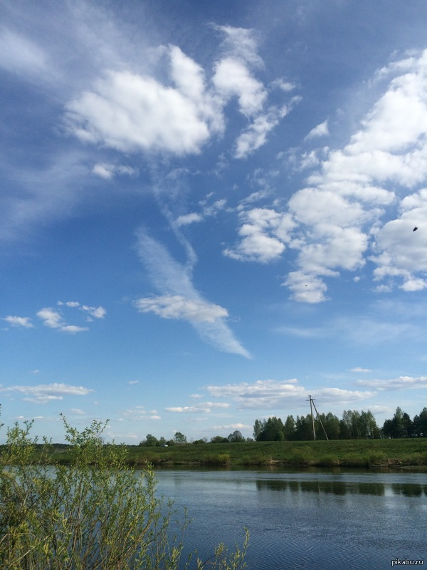 Красота Вот такую красоту сфотографировал вчера на iPhone 5s в Тверской области