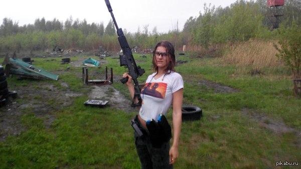 Идеально... Алёна Карелина, чемпионка России по практической стрельбе из ружья