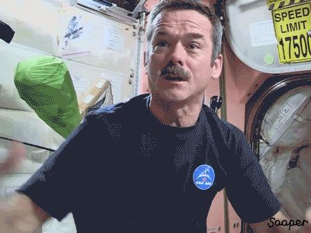 Весёлый Тако I'm in space!