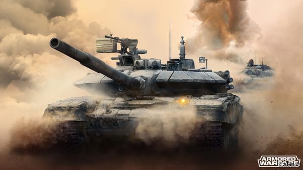 Armored Warfare ЗБТ gameplay