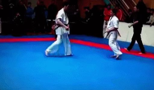 Мастерский удар