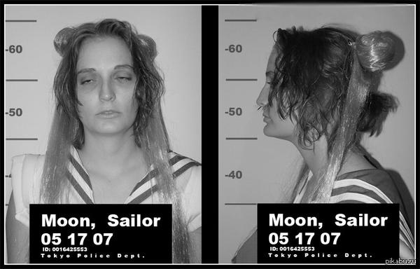Сейлор Мун уже не та ... найдено на просторах