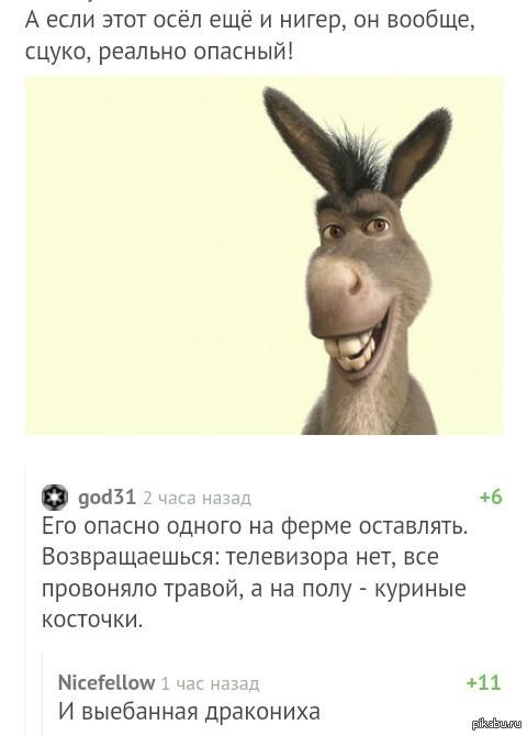 Когда комментарии смешнее поста)