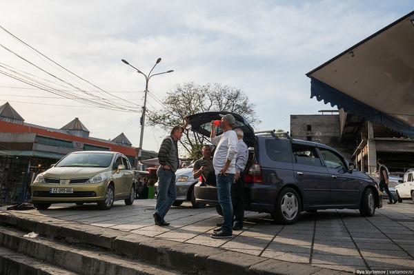 Тбилиси привокзальная площадь Тбилиси, жд вокзал, длиннопост