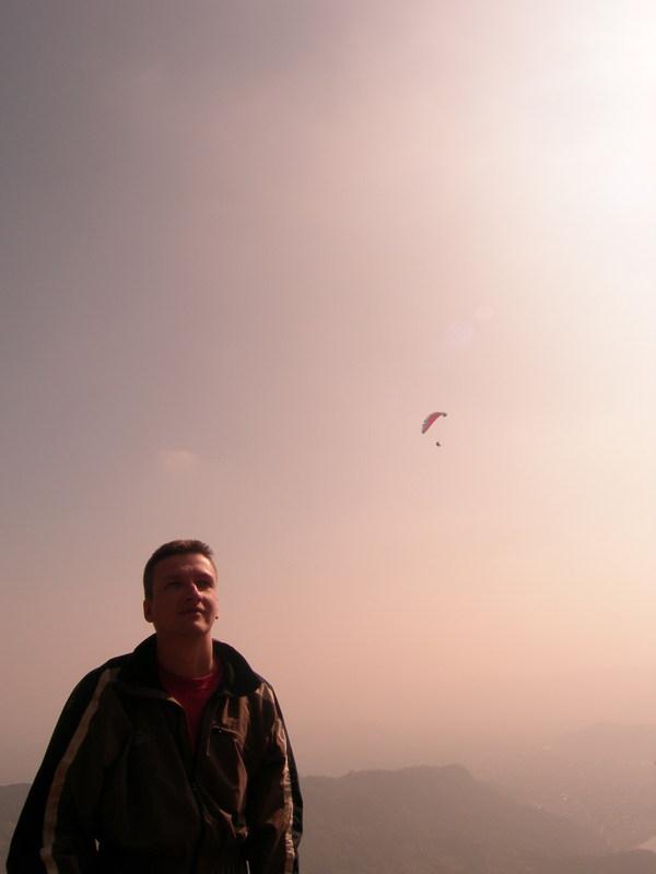 2 секунды до смерти парапланеризм, страх, увлечение, Удача, счастье, спорт, экстрим, парашют, длиннопост