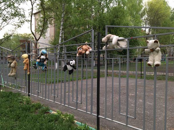 Город мертвых игрушек Игрушки, Саранск, Треш, Длиннопост