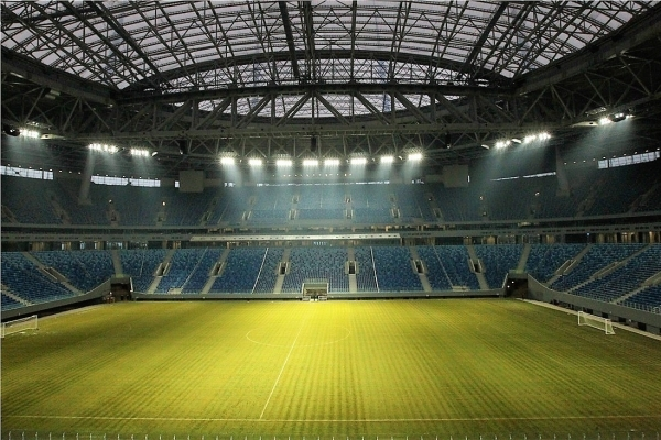 И опять о стадионе Крестовский Крестовский, стадион, Распил-арена