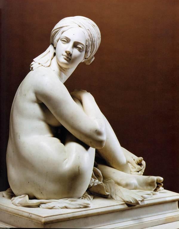 Когда о тебе говорят у тебя за спиной мрамор, скульптура, длиннопост