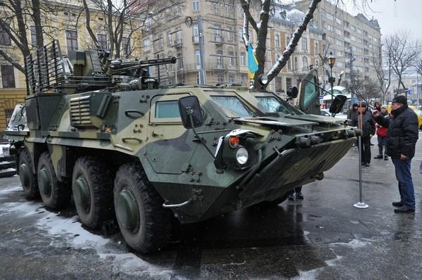 СМИ: Купленные Ираком украинские БТР не смогли тронуться с места Украина, Политика, техника, вооружение, Криворукость, брак