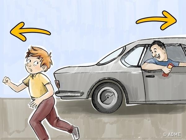 Правила безопасности, которые надо рассказать детям. Безопасность, Незнакомец, Правила поведения, Длиннопост