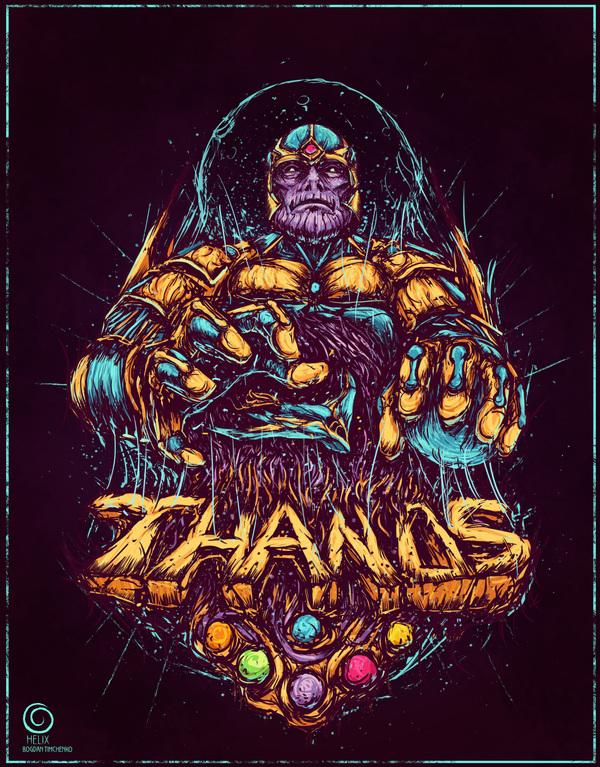 Танос, последний из серии по стражам галактики танос, Стражи галактики, Стражи Галактики 2, длиннопост