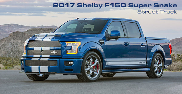 Shelby выпустит 750-сильный пикап Ford F-150 Super Snake Авто, Dromru, Пикап, Shelby, Ford shelby, Длиннопост