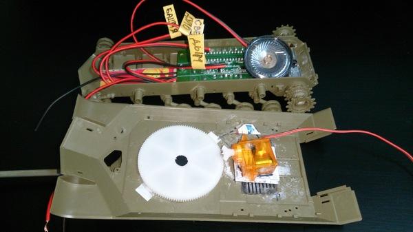 Оживление ИС-3 ИС-3, моделизм, оживление, Радиоуправление, видео, длиннопост