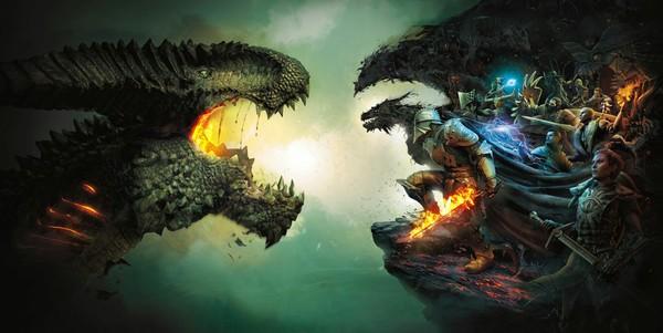 Первые слухи про Dragon Age IV Dragon age, Bioware, EA games, Игры