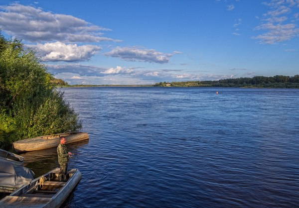 Река Вятка, Кировская область путешествие по России, путешествия, фотография, Россия, длиннопост