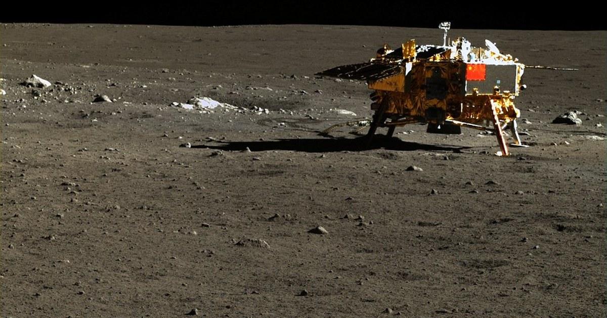 china lands on the moon historic robotic lunar landing - HD1200×882