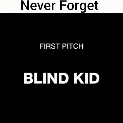Не будем закрывать на это глаза 50 Cent, Слепой, Бейсбол, Бросок, Гифка