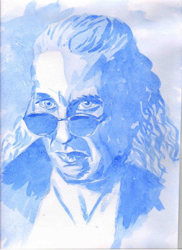 Мои портреты Портреты людей, Акварель, Творчество, Рисунок акварелькой, Длиннопост