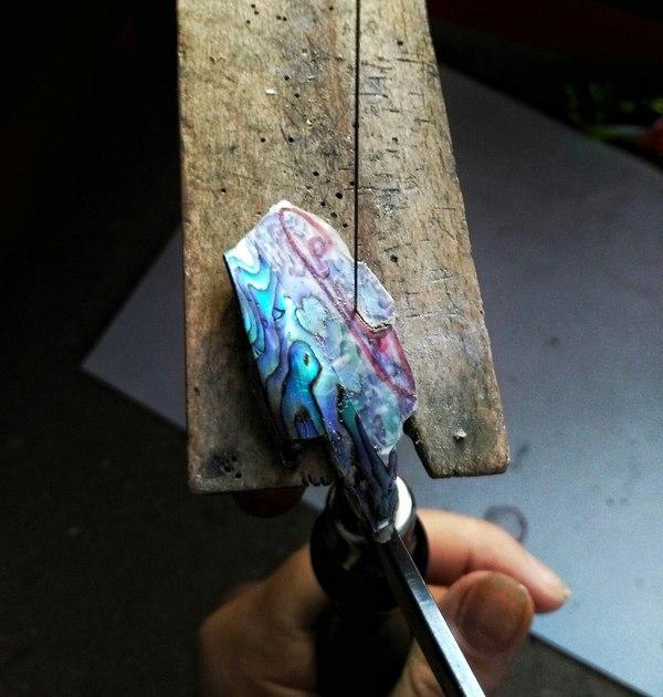 Снова брелок!(3) ручная работа, своими руками, брелок, дерево, Сатурн, изготовление, длиннопост, моё
